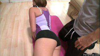 Brooke Lee Adams masaje completo
